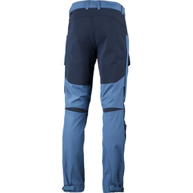 Lundhags Authentic II Pantalones Hombre, azure/deep blue